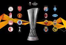 Жребий в Лига Европа